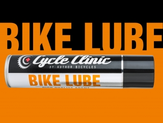 AUTHOR Mazivo Cycle Clinic Bike Lube 150 ml  (černá)
